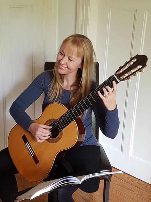 Zürich Gitarrenunterricht